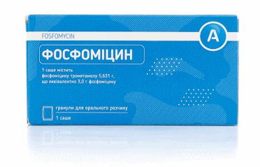 fosfomicin