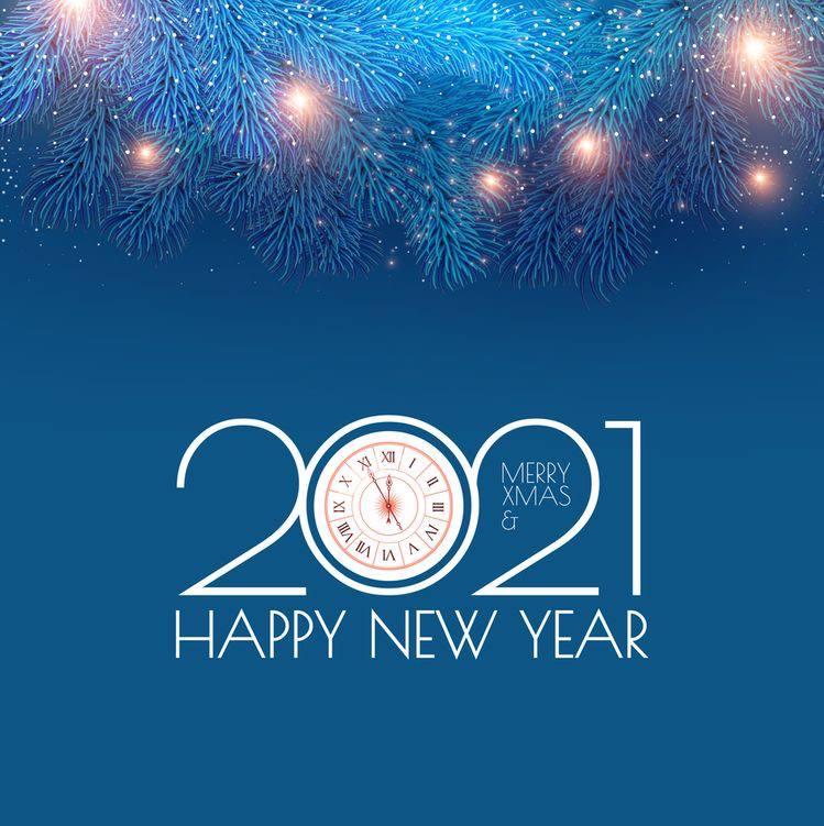 Привітання з Новим роком!